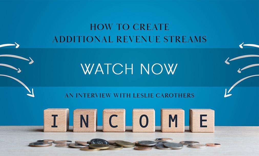 Page 16 of How to Create Additional Revenue Streams with Leslie Carothers
