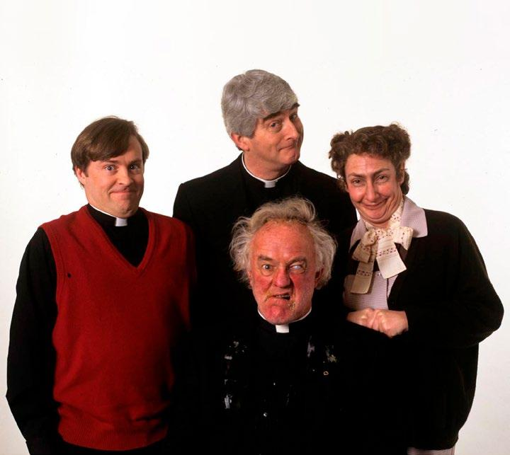 Page 8 of Comfort Classic: Father Ted