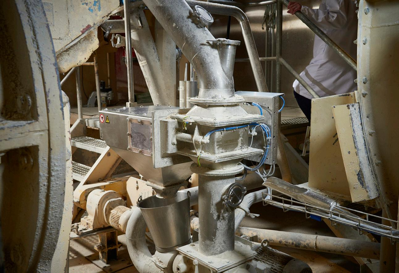 Page 31 of Solea Removes Metal Contaminants from Soya Powder Residue with a Magnet