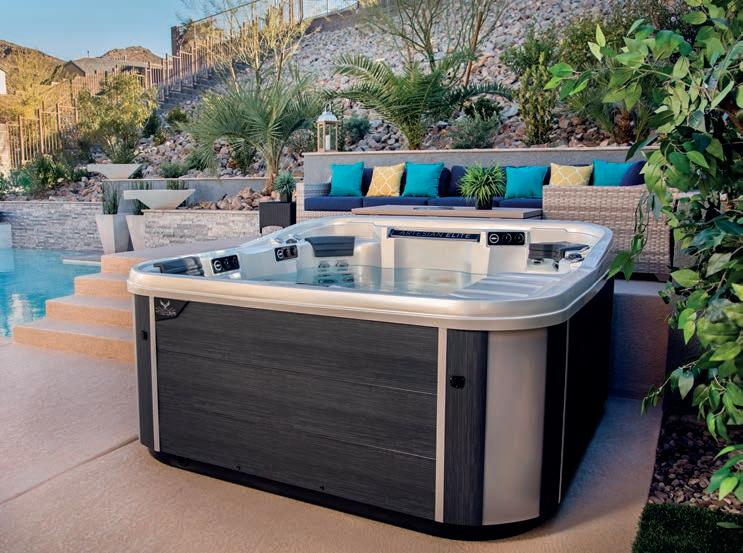 Page 42 of HIGH-END HOT TUBS