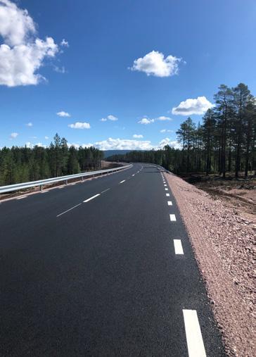Page 40 of Nya vägen till flygplatsen i Sälen öppnar