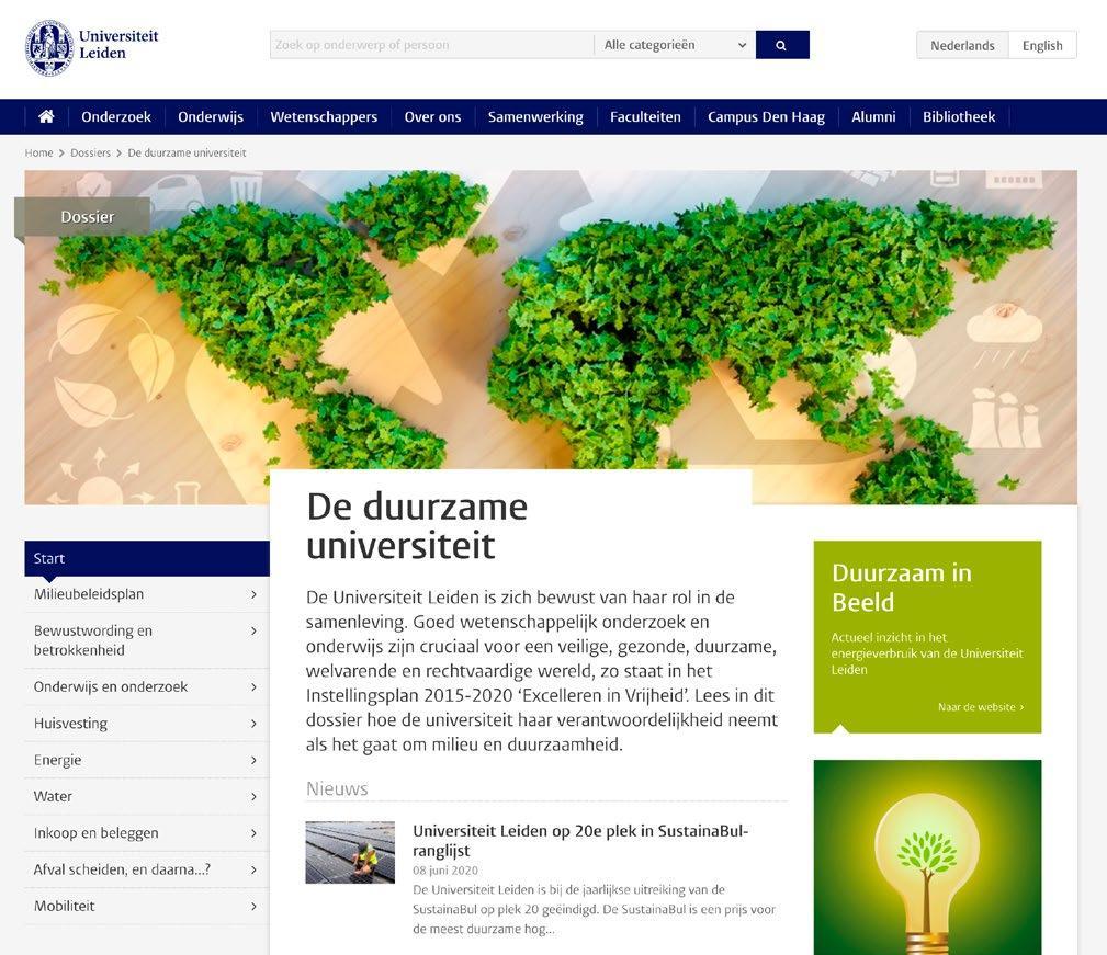 Page 6 of 1. Duurzaamheidsbeleid 2016-2020