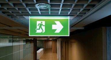 Page 34 of Leading the way on emergency lighting