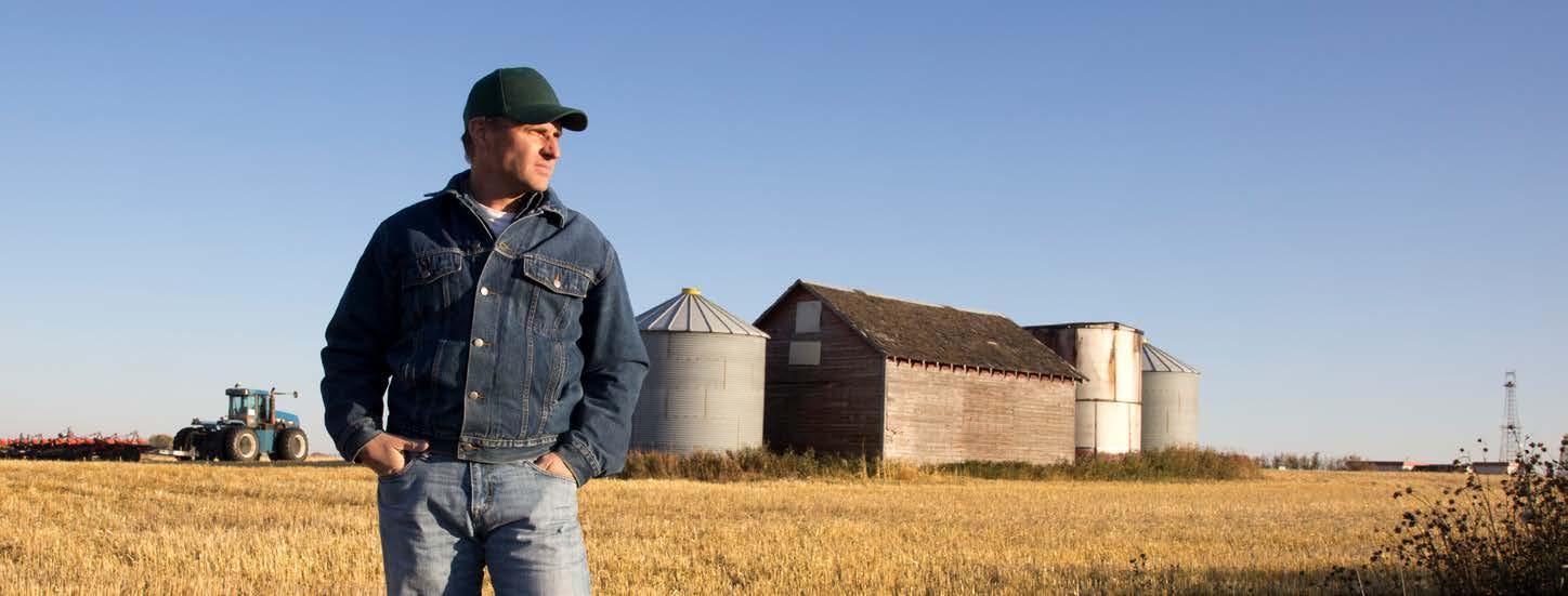 Page 6 of RURAL RESILIENCE: A SAFETY NET FOR FARMERS AND RANCHERS
