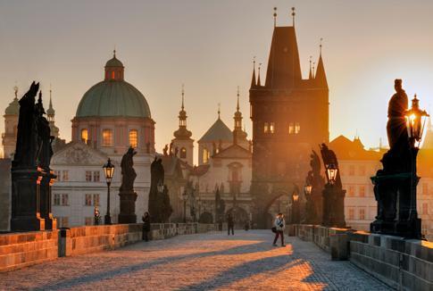 Page 10 of Prague, une ville sortie d'un rêve