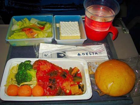 """Page 56 of Weetjes over maaltijden aan boord van vliegtuigen (Karel Meuleman) La Bourgogne-Franche-Comté à Bruxelles - L'Italie """"inattendue"""" vous attend"""