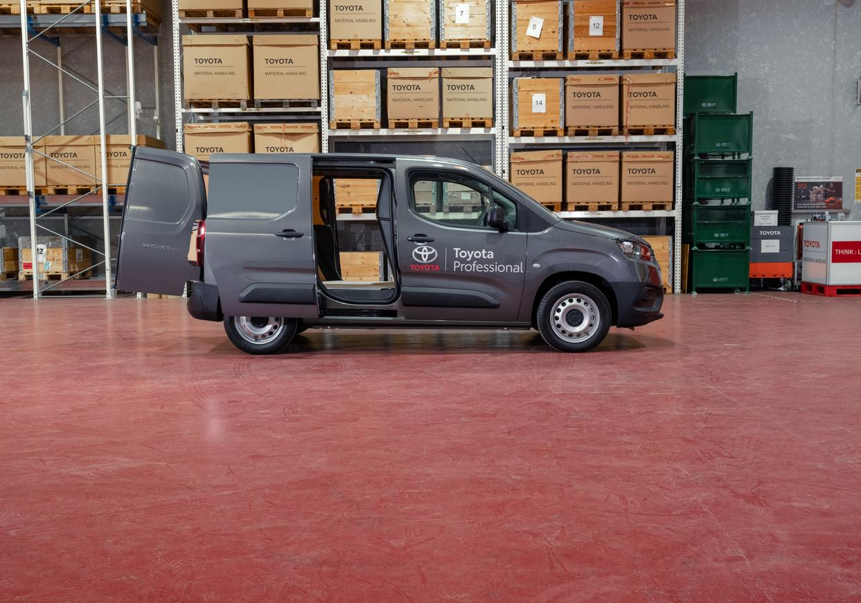 Page 34 of Road Test: Toyota Proace City Icon SWB