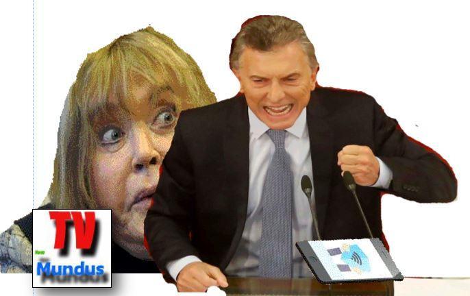 Page 6 of Macri no quiso entregar su celular