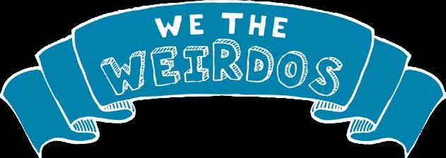 Page 12 of We the Weirdos COMING IN 2021