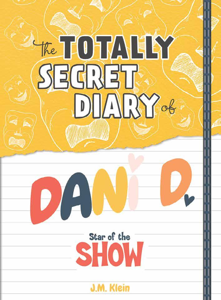 Page 10 of The Totally Secret Diary of Dani D COMING IN 2021