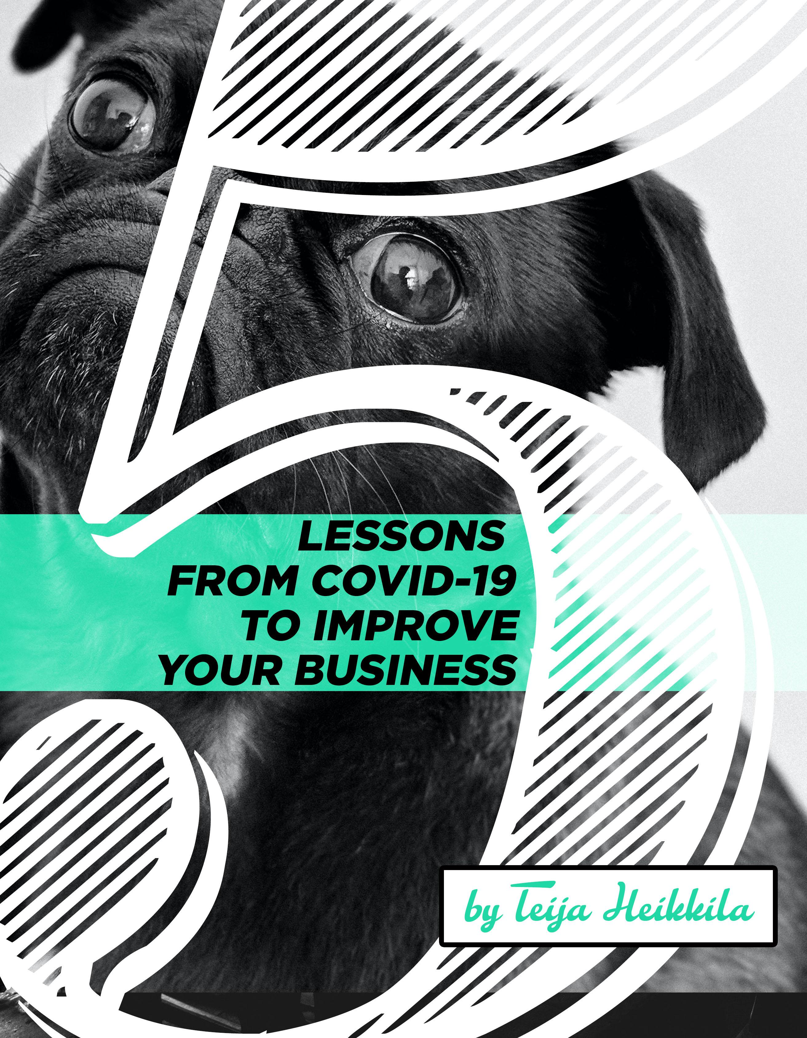 Page 16 of 5 LESSONS FROM COVID-19 TO IMPROVE YOUR BUSINESS