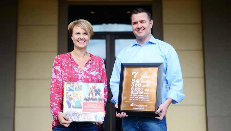 Page 8 of A Decade of Life-Changing Therapy: Cornerstone Autism Center Celebrates 10 Years