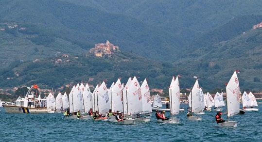 Page 22 of 3ª Tappa Trofeo Optimist Italia Kinder+Sport