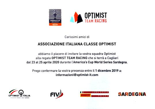 Page 52 of Optimist Team Racing e America's World Cup nel 2020 insieme
