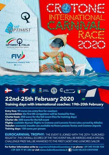 Page 14 of Crotone International Carnival Race - Trofeo Optisud