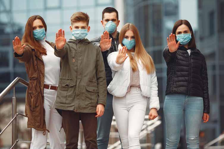 Page 14 of Saúde | Medicina Geral e Familiar | Pandemia: Novas regras para cumprir pela saúde de todos | Dra. Fátima Lorvão
