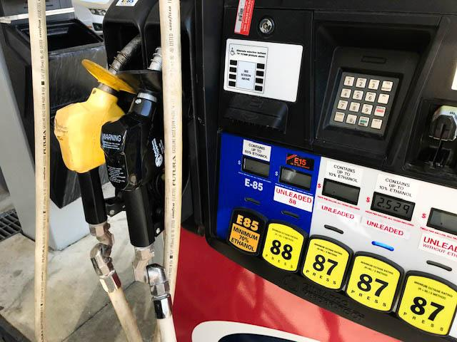 Page 8 of NDCUC WORKS WITH NDEC TO EXPAND UNLEADED 88 OFFERINGS STATEWIDE