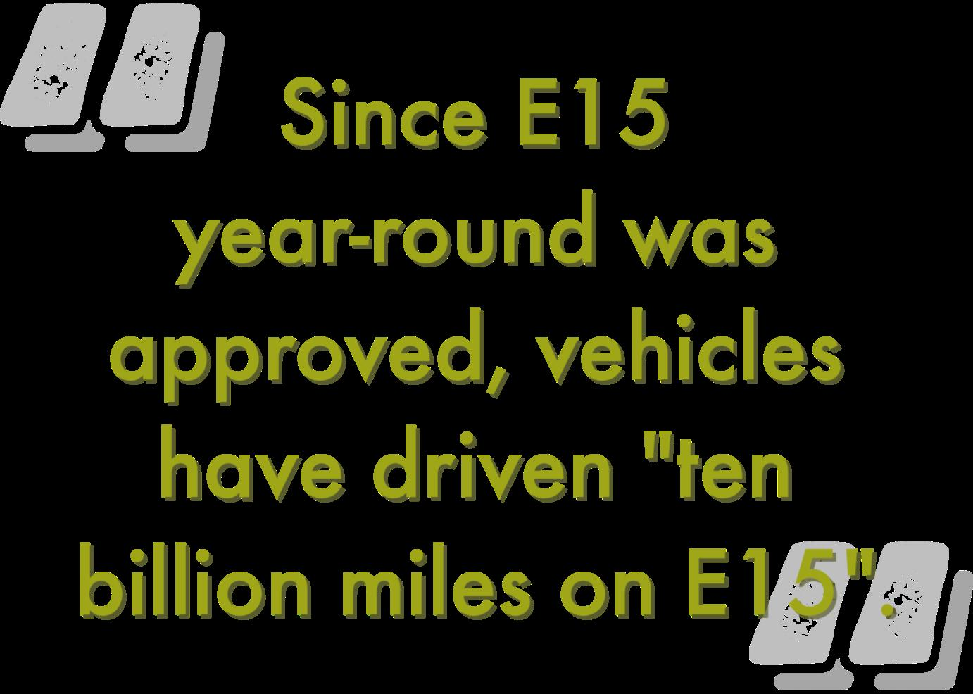 Page 16 of AMERICAN COALITION FOR ETHANOL FLEX FUEL FORWARD CAMPAIGN UPDATE