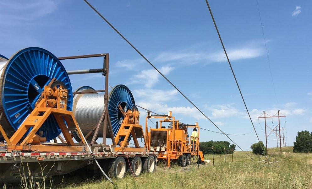 Page 15 of Black Hills Energy Rebuilds Transmission Line To Ensure Economic Growth
