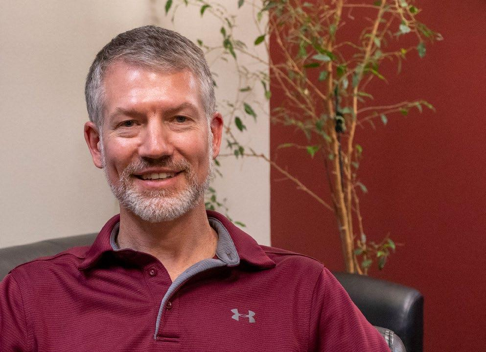 Page 32 of South Dakota School of Mines gains NSIN director Jason Combs