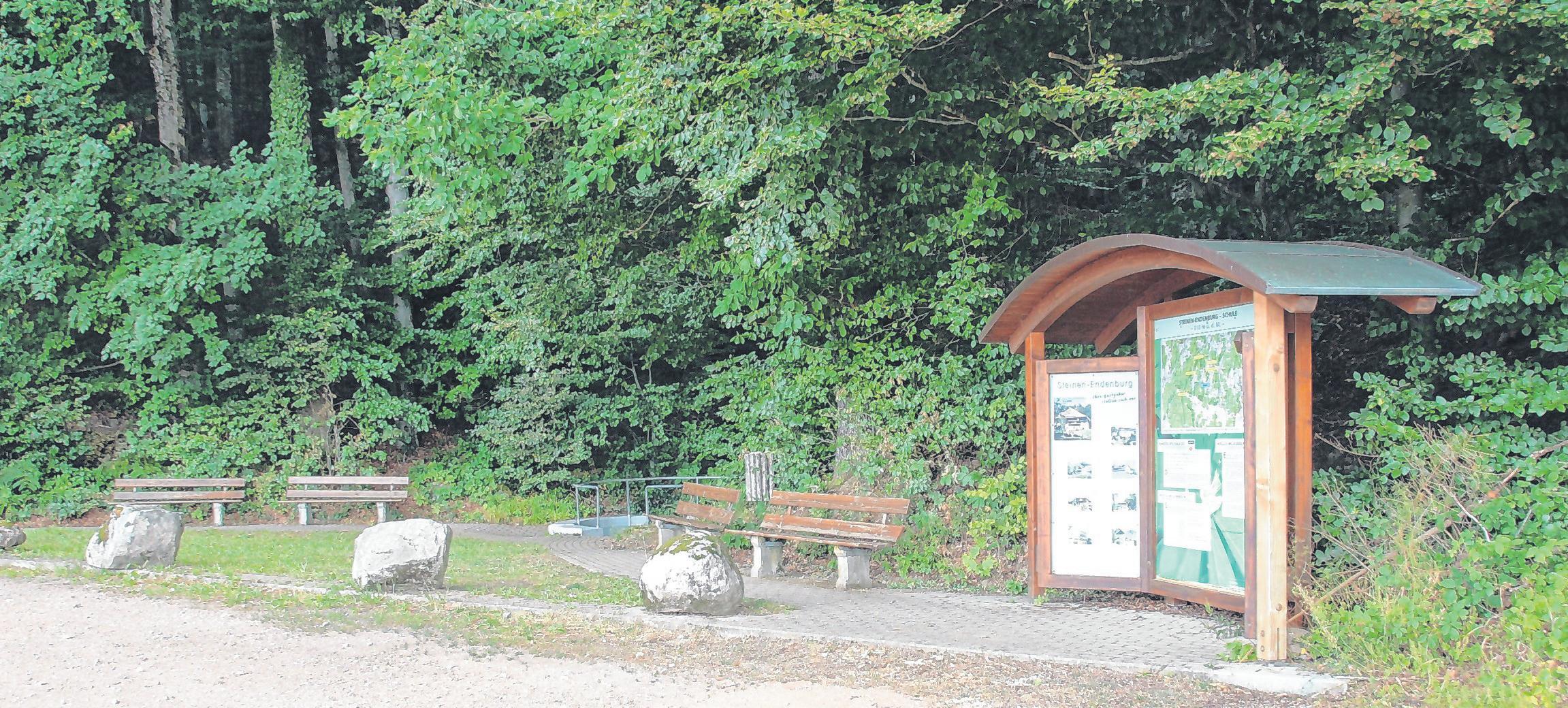 Page 22 of Die Wassertretstelle in Endenburg dient der Gesundheit