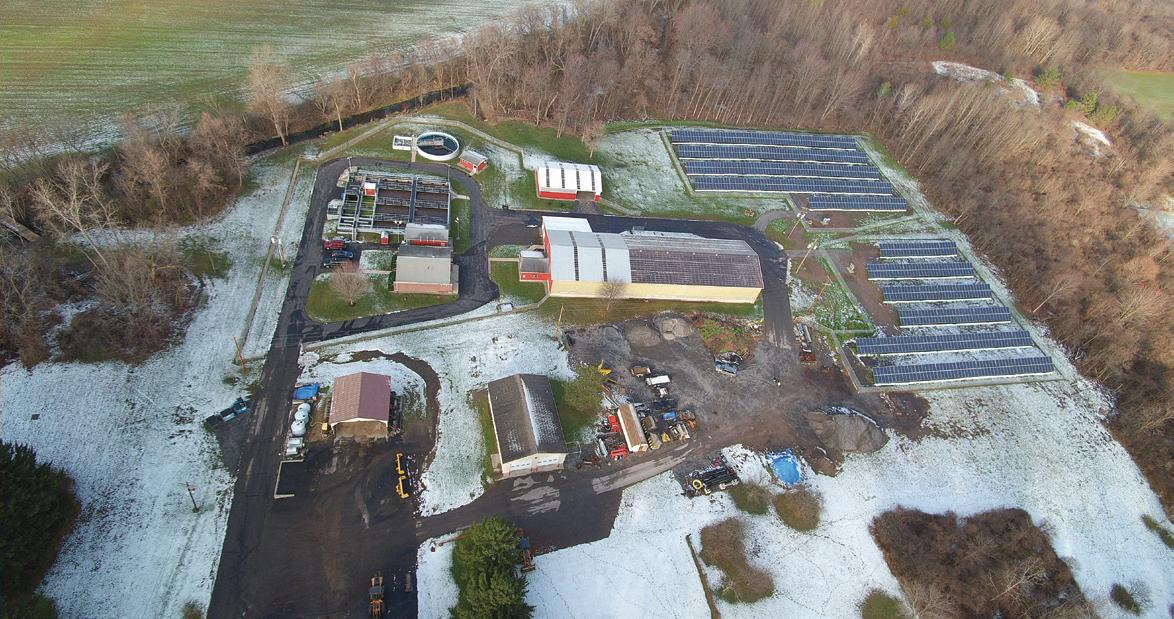 Page 10 of Rooftops, Landfills, and Farm Fields - Solar Power Momentum Builds in New York State, August 2020 (cover story)
