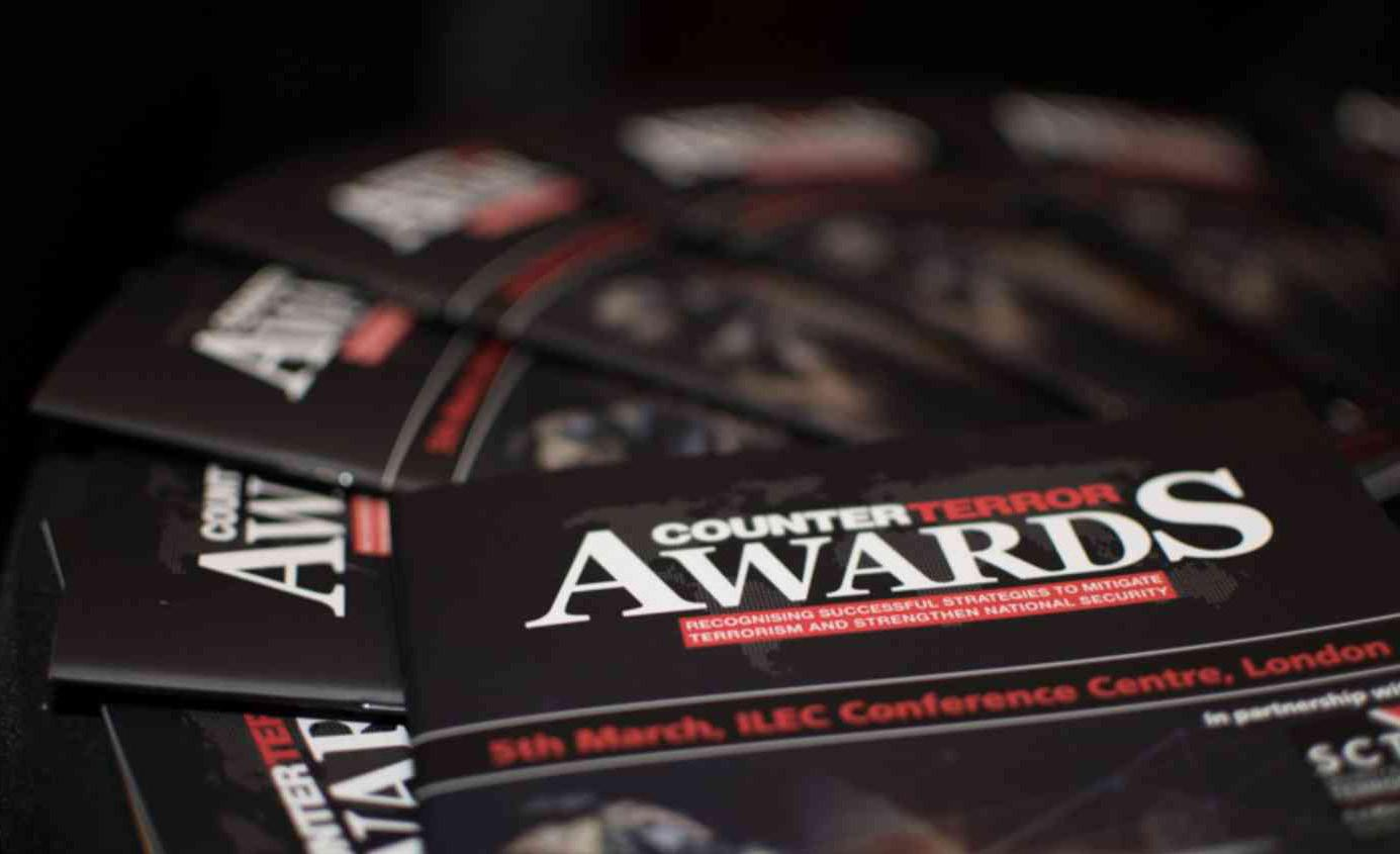 Page 26 of THE 2020 COUNTER TERROR AWARD WINNERS