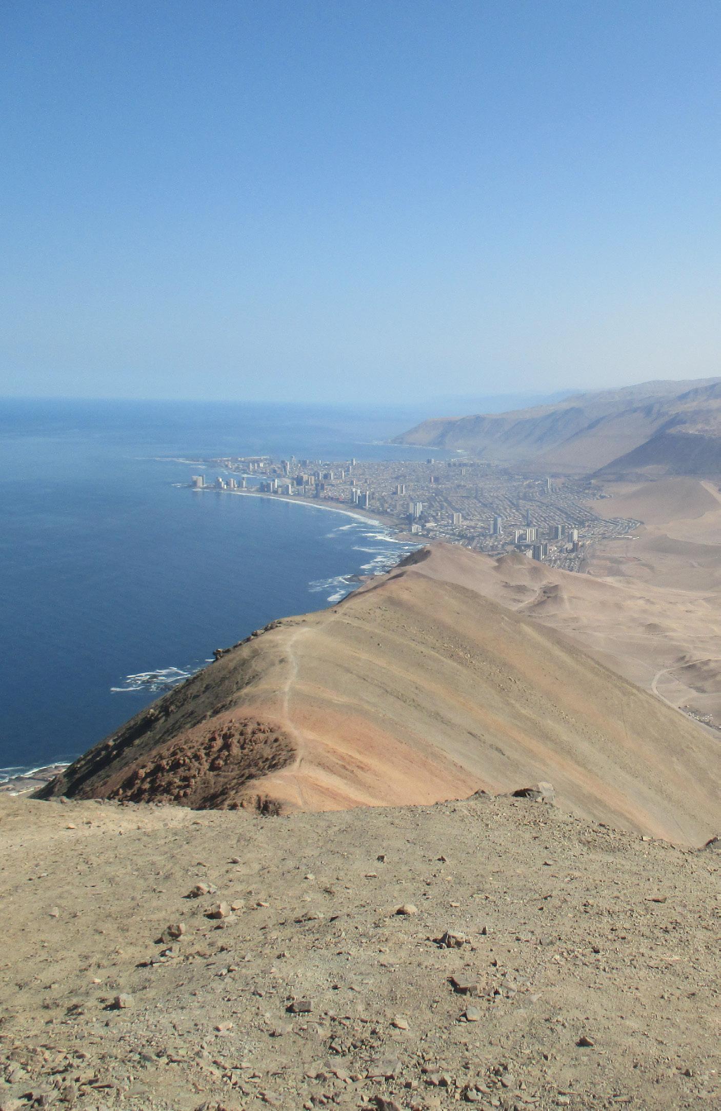 Page 30 of Circuito Iquique los Verdes, trail del desierto al mar