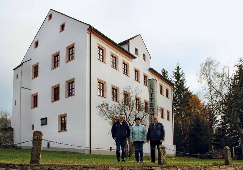 Page 24 of Lotterhof Geyer – ein Renaissanceschloss erstrahlt in altem Glanze