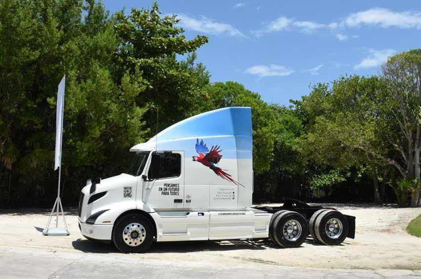 Page 12 of Sinergia Volvo Trucks y Canacar para seguir moviendo a México