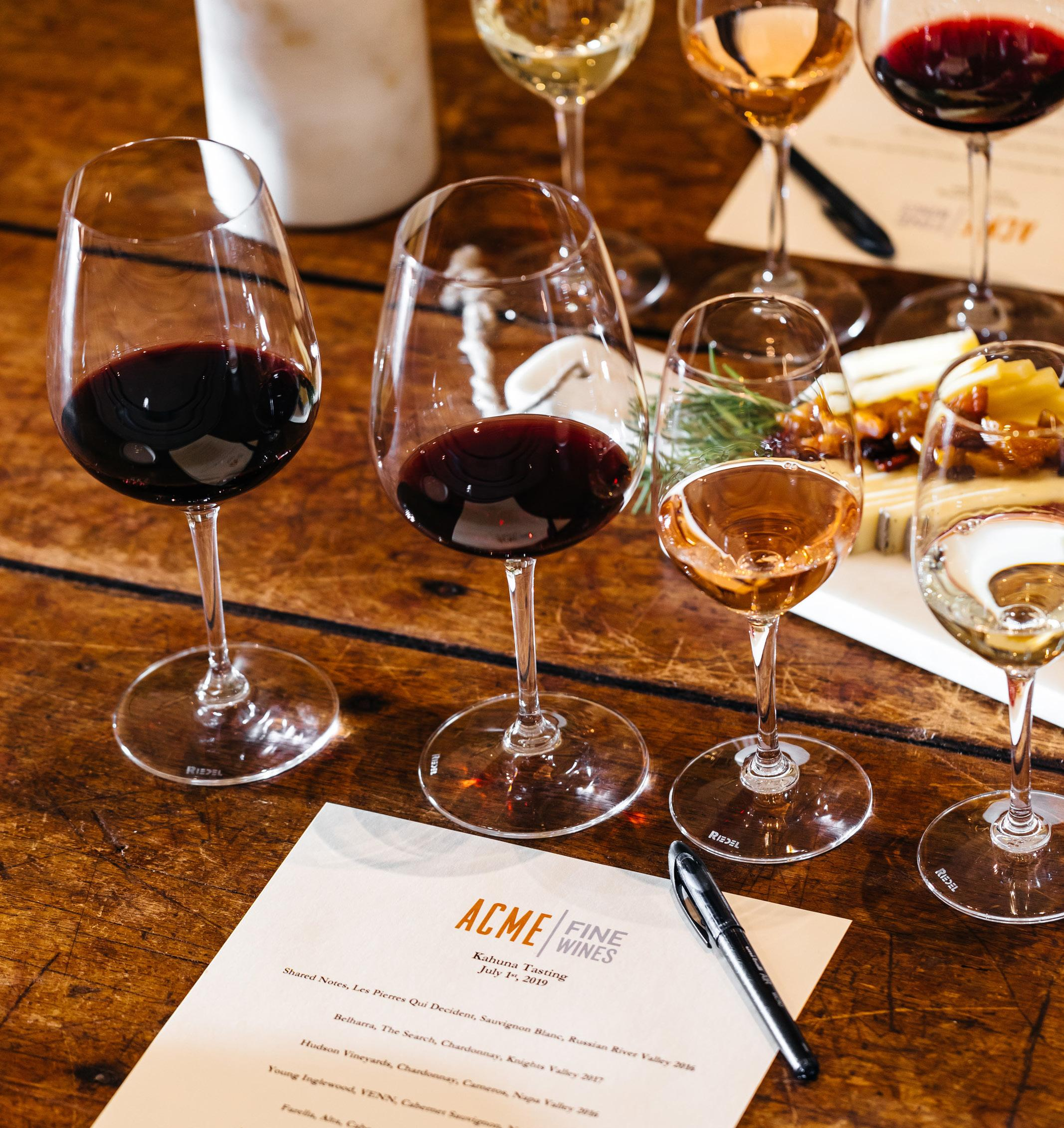 Page 60 of ACME Fine Wines' Private Tastings for Summer and Fall