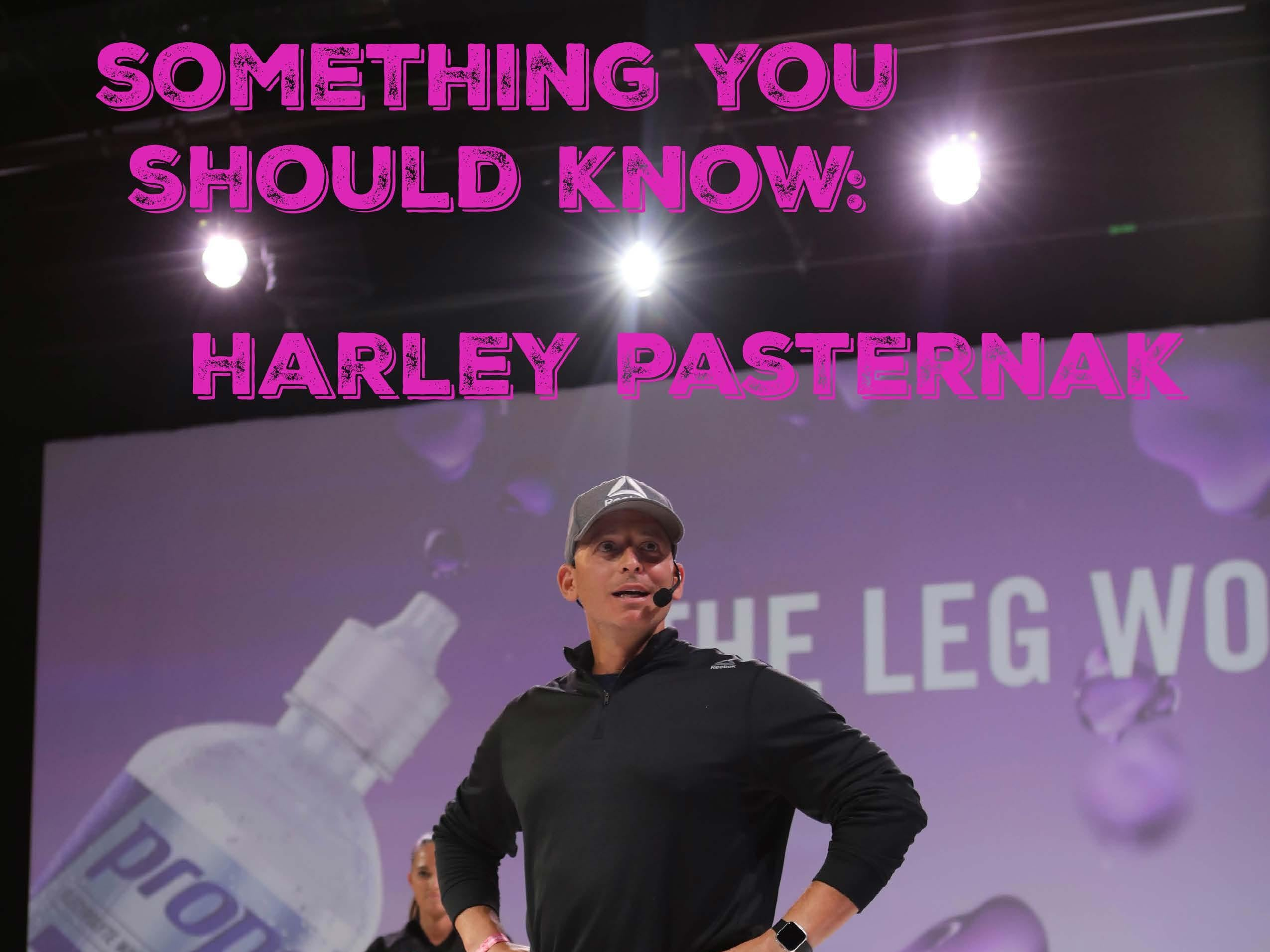 Page 74 of Athleisure Mag #55 Jul 2020 | Something You Should Know: Harley Pasternak