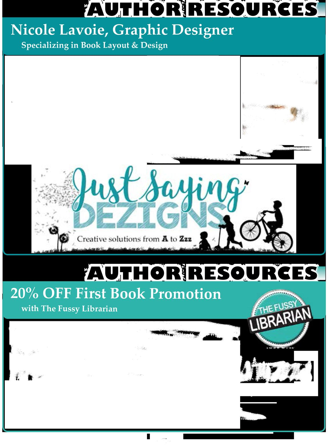 Page 16 of 20% OFF First Book Promotion with the Fussy Librarian