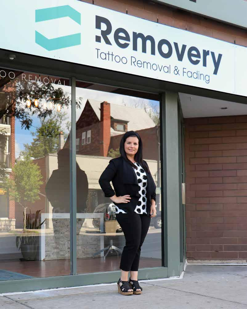 Page 30 of Removery How the innovative company is transforming how people get rid of their tattoos