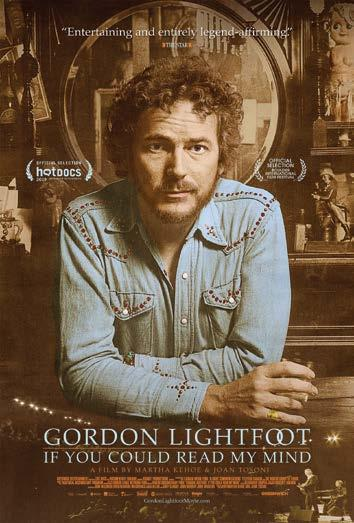 Page 14 of A NEW GORDON LIGHTFOOT DOCUMENTARY IS LESS GLITTER AND MORE GOLD