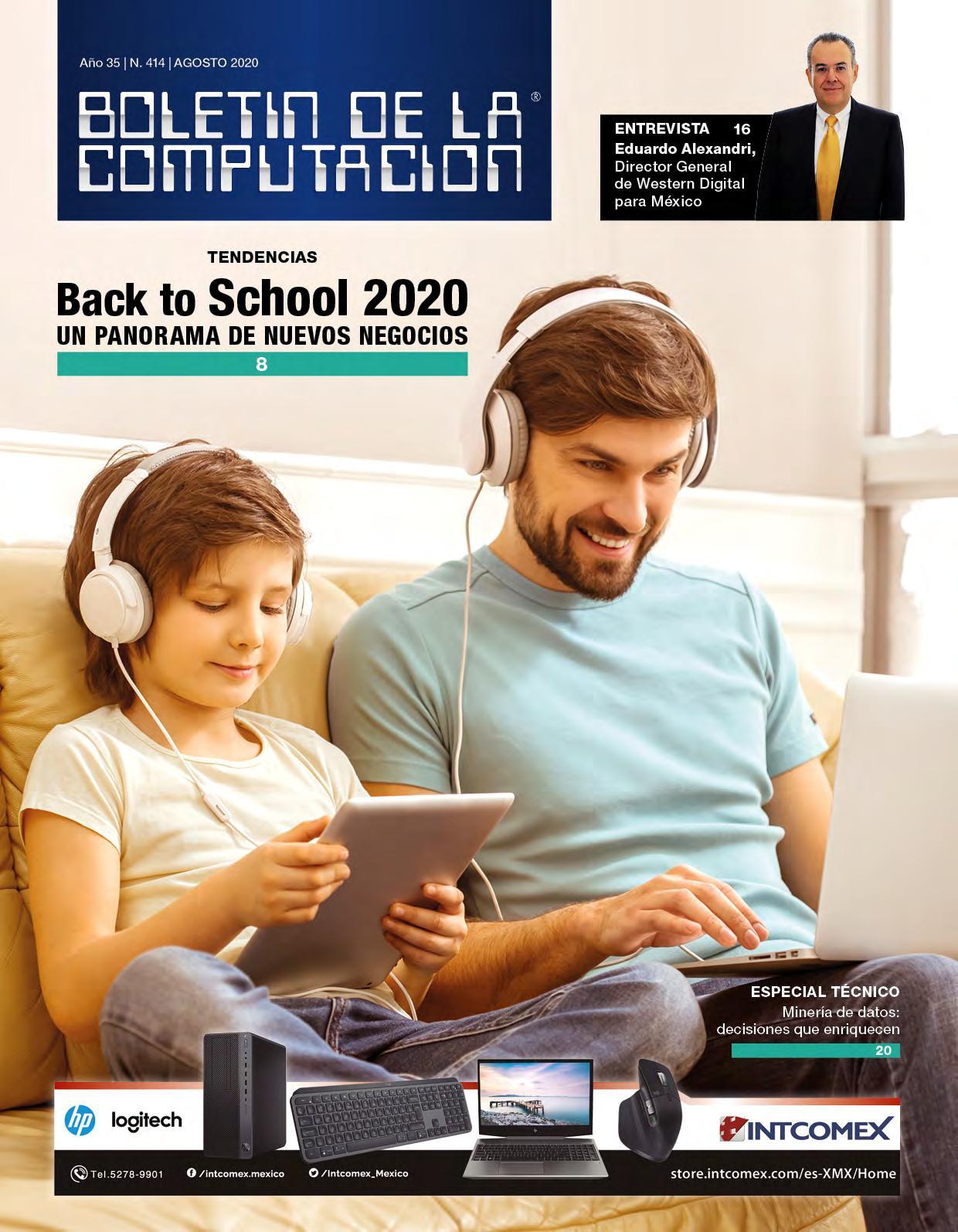 Page 1 of BACK TO SCHOOL 2020: TEMPORADA COMERCIAL ATÍPICA CON GRANDES OPORTUNIDADES