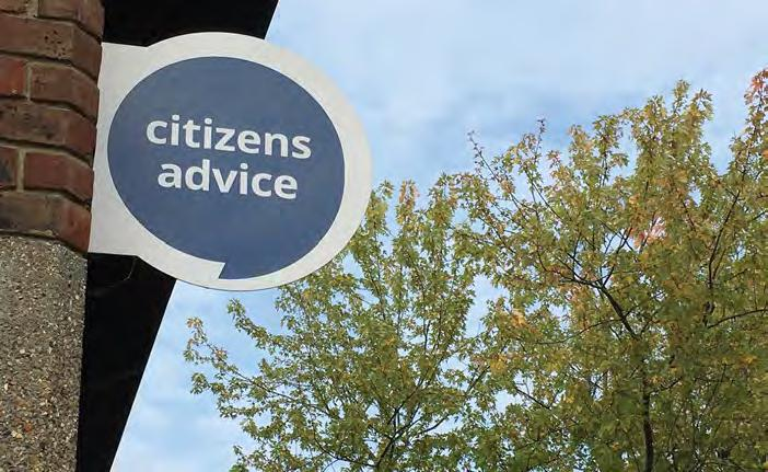 Page 19 of CITIZENS ADVICE: PROVIDING LOCAL SUPPORT FOR 80 YEARS