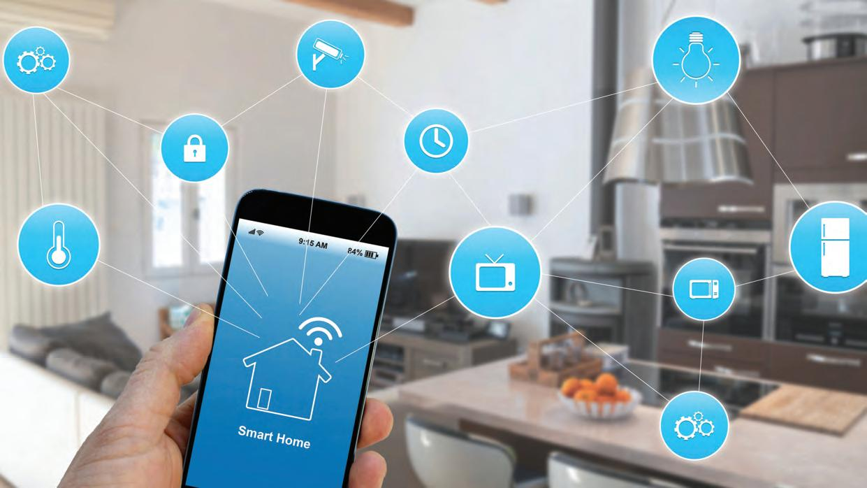 Page 52 of SMART HOMES AND THE FUTURE OF DOMESTIC TECH