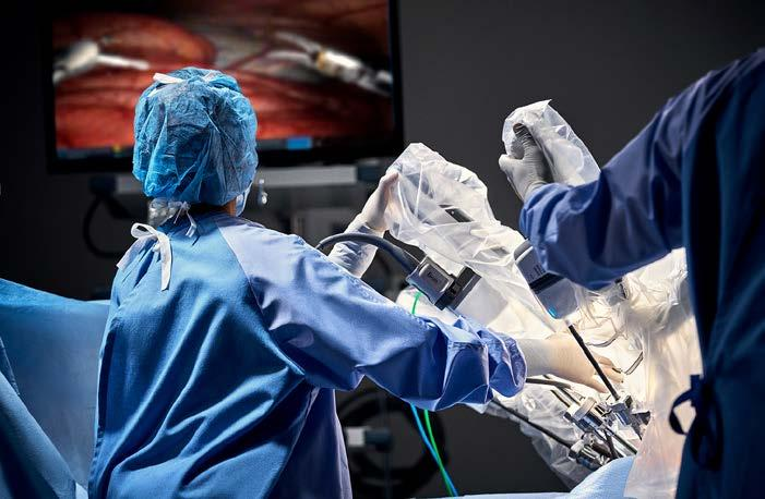 Page 7 of Robotic Surgery in the Treatment of Colorectal Cancer