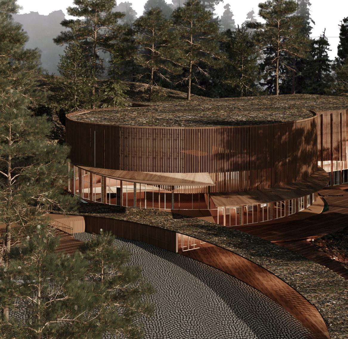 Page 8 of Projekty zagospodarowania Opery Leśnej w Sopocie