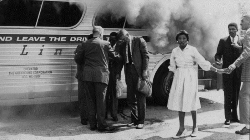 Page 18 of V. Nashville Students Participate in the Freedom Rides Poetry by Joseph Hart Poetry by Maya Mayes
