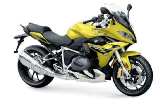 Page 36 of BMW R 1250 RS Sport
