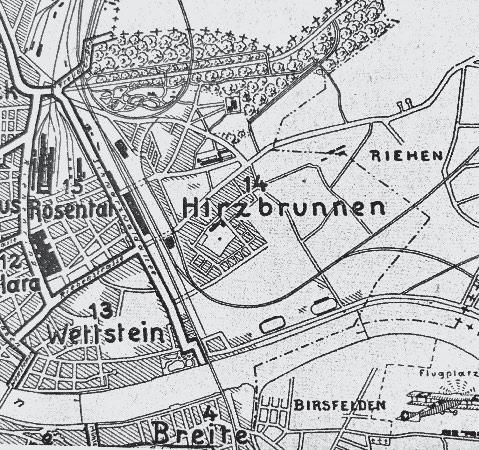 Page 10 of Nachgeforscht: Woher kommt der Name «Hirzbrunnen»?