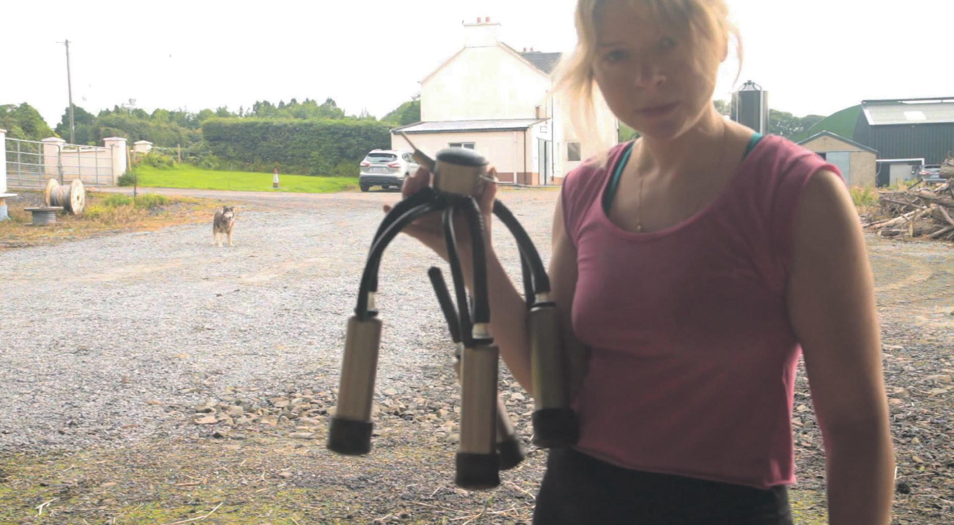 Page 28 of The Making of mink. Mieke Vanmechelen and Jennifer Readmond
