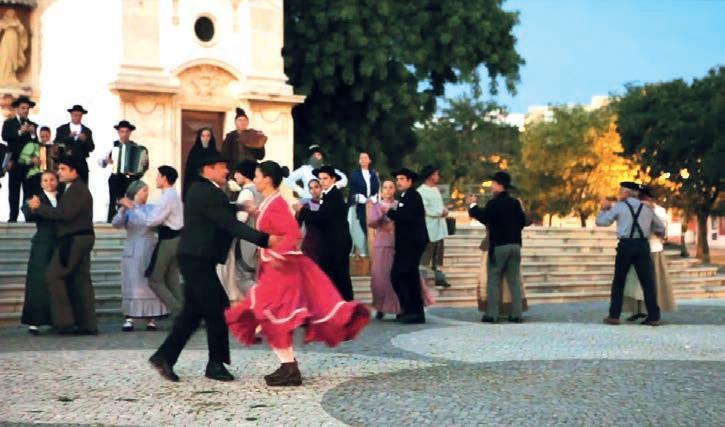 Page 34 of A dança do Corridinho no Algarve
