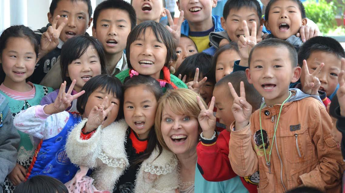 Page 14 of Woman Resumes Humanitarian Trips to China after Myeloma Treatment