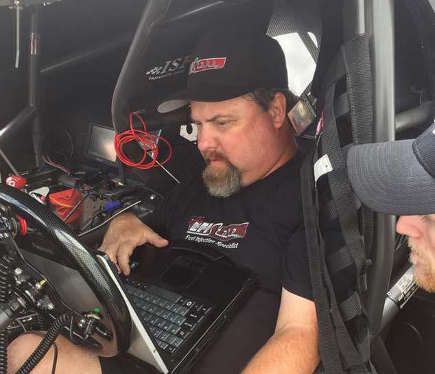Page 8 of Drag Racer, Specialty Mechanic Praises Swift Success of Treatment at Myeloma Center