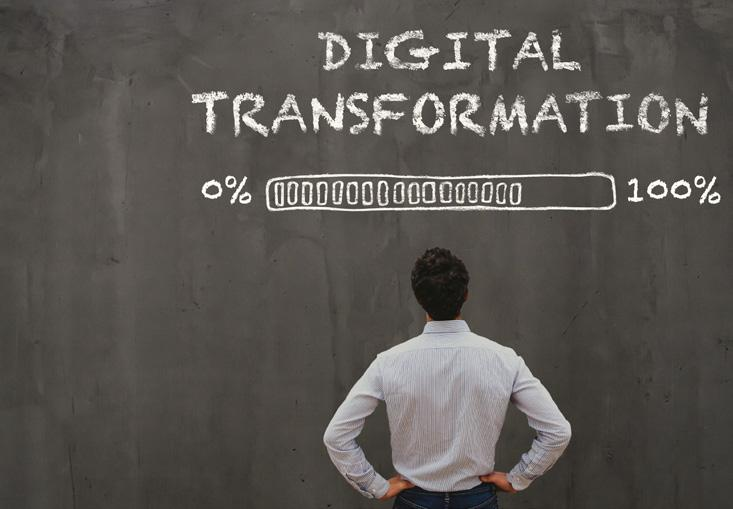 Page 16 of Transforming for Complete Digitization