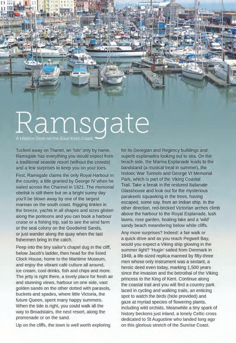 Page 22 of Travel Feature: Ramsgate