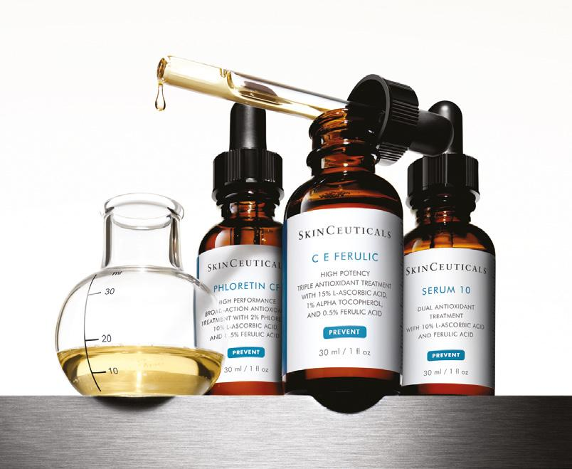Page 40 of Advertorial: SkinCeuticals Antioxidants